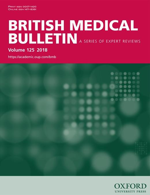 Genetic Basis For Type 1 Diabetes | British Medical Bulletin | Oxford Academic