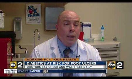 Why Do People With Diabetes Lose Their Feet?