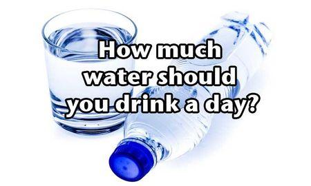 How Much Water Should A Diabetic Drink Daily