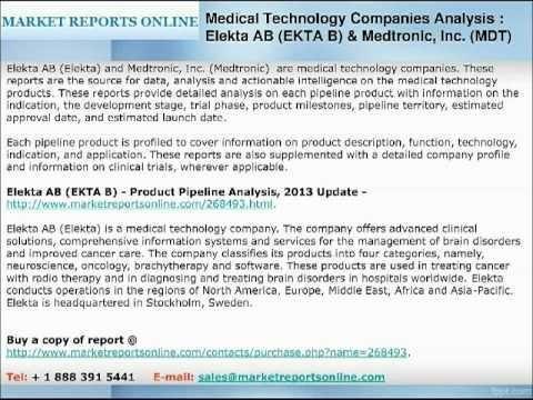 Medtronic, Inc. - Analysis