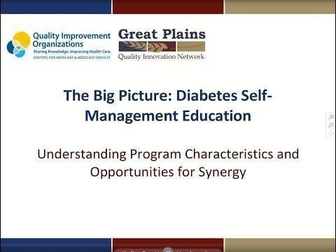 Benefits Of Diabetes Self Management Education