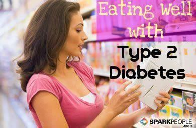 Eating Well with Type 2 Diabetes