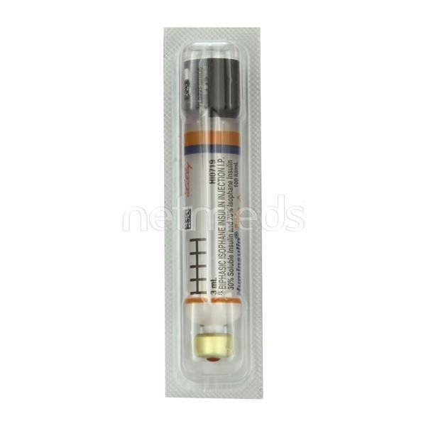 Huminsulin 30/70 100iu Cartridge 1x3ml
