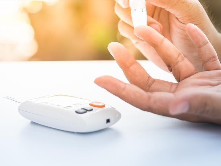 What Lab Test Shows Blood Sugar?