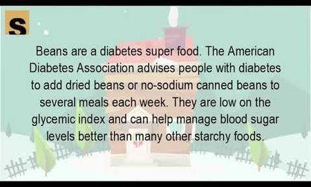 Are Beans Good For Diabetics