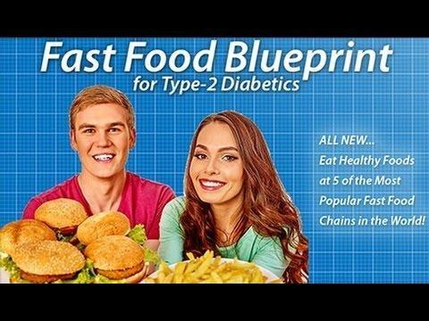 Diabetic Fast Food Options