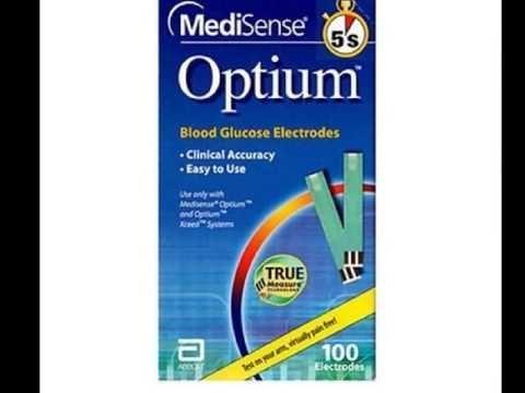 Hsa Alerts Public On Abbott's Voluntary Recall Of Medisense Optium™ Blood Glucose Test Strips
