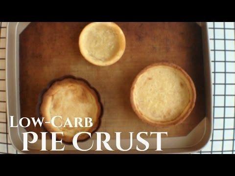 Low Carb Diabetic Pie Crust Recipe