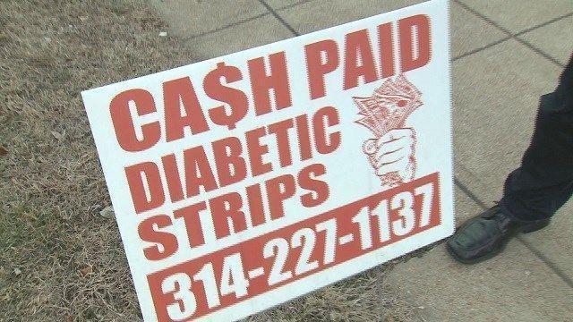 Cash For Diabetic Strips