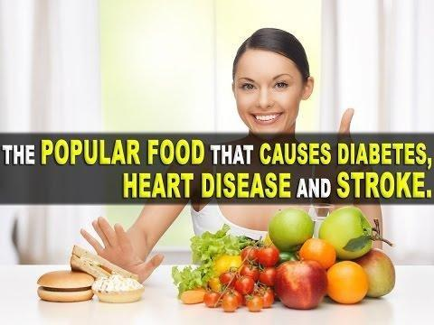 10 Foods That Cause Diabetes