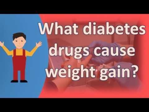 Which Diabetic Drugs Cause Weight Loss?
