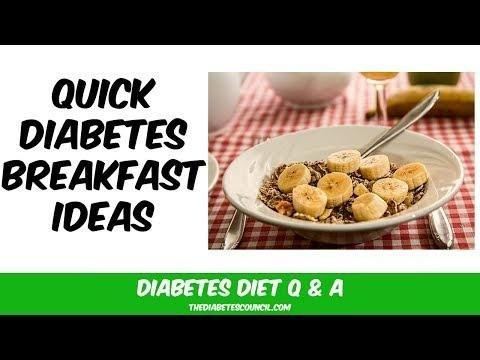 What Should Type 2 Diabetics Eat For Breakfast?
