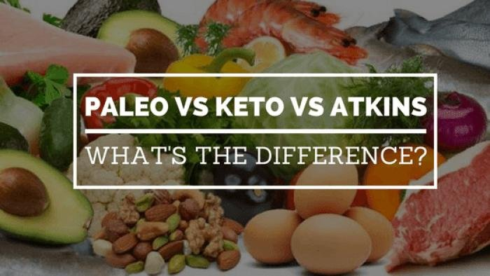 Paleo Vs Keto Vs Atkins – What's The Difference?