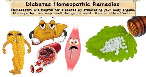 Homeopathic Medicine For Prediabetes