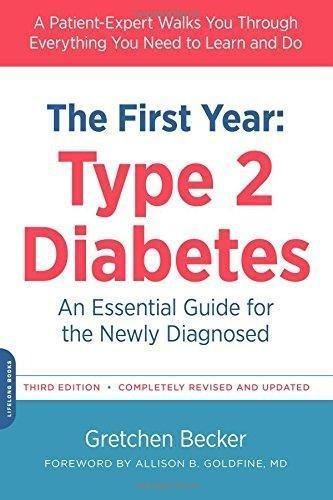 9780738218601: First Year: Type 2 Diabetes (the Complete First Year) - Abebooks - Gretchen Becker: 073821860x
