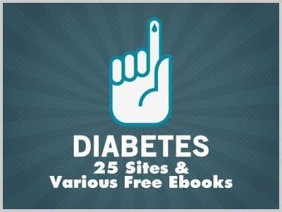 Free Diabetic Cookbook Pdf