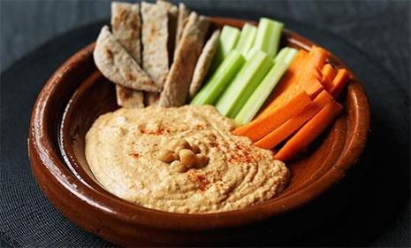Make It Healthier: Hummus