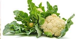 Cauliflower With Hazelnut Crumb Topping