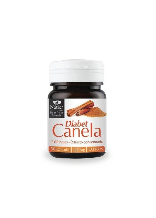 casia canela y diabetes