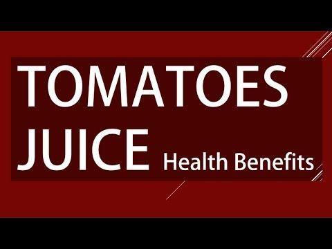 Tomato Juice Benefits For Diabetes