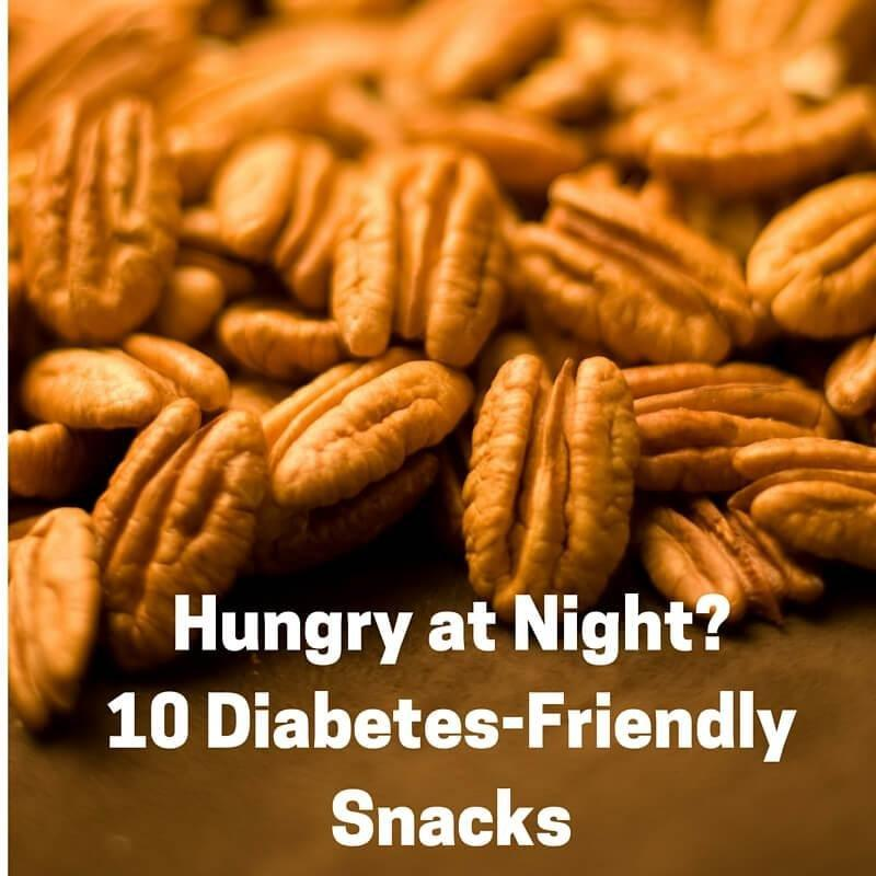 Healthy Late Night Snacks For Diabetics