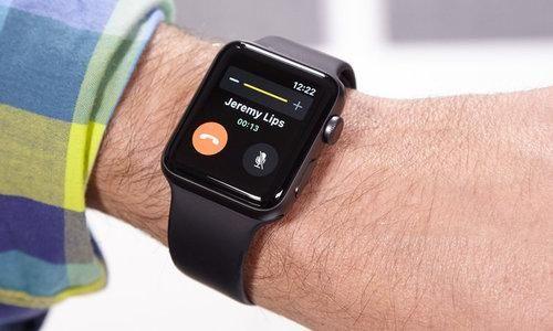 Apple Watch 3 Glucose Sensor