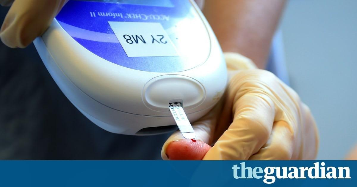 Diabetes now affects more than 4 million people in UK, charity says