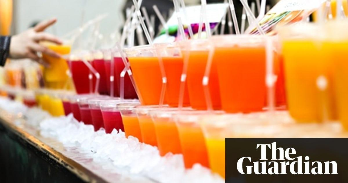 How Fruit Juice Went From Health Food To Junk Food
