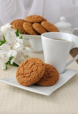 No Sugar Added Oatmeal Cookies For Diabetics And Dieters