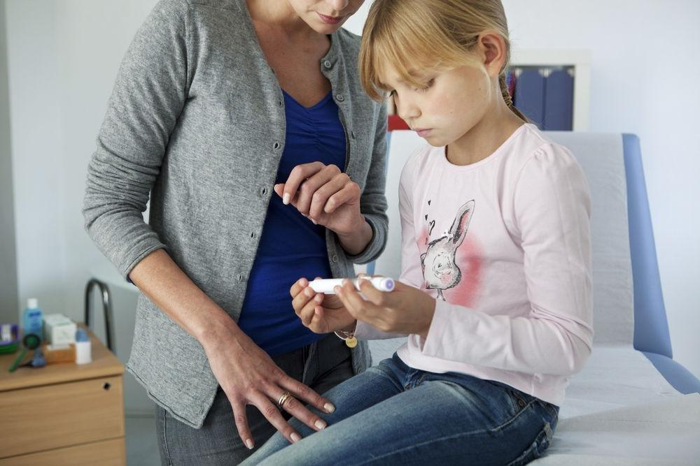 Giving Insulin To Your Child With Type 1 Diabetes