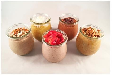 5 Protein & Fiber Packed Chia Seed Pudding Recipes