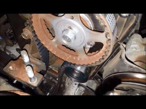 How Long To Replace Water Pump And Timing Belt
