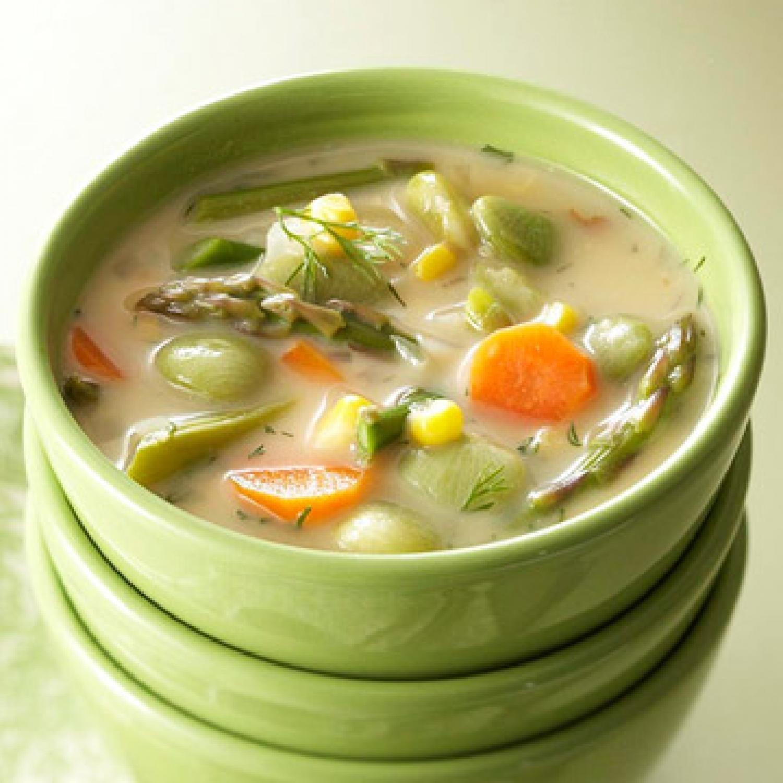 Diabetes-friendly Vegetarian Soup Recipes