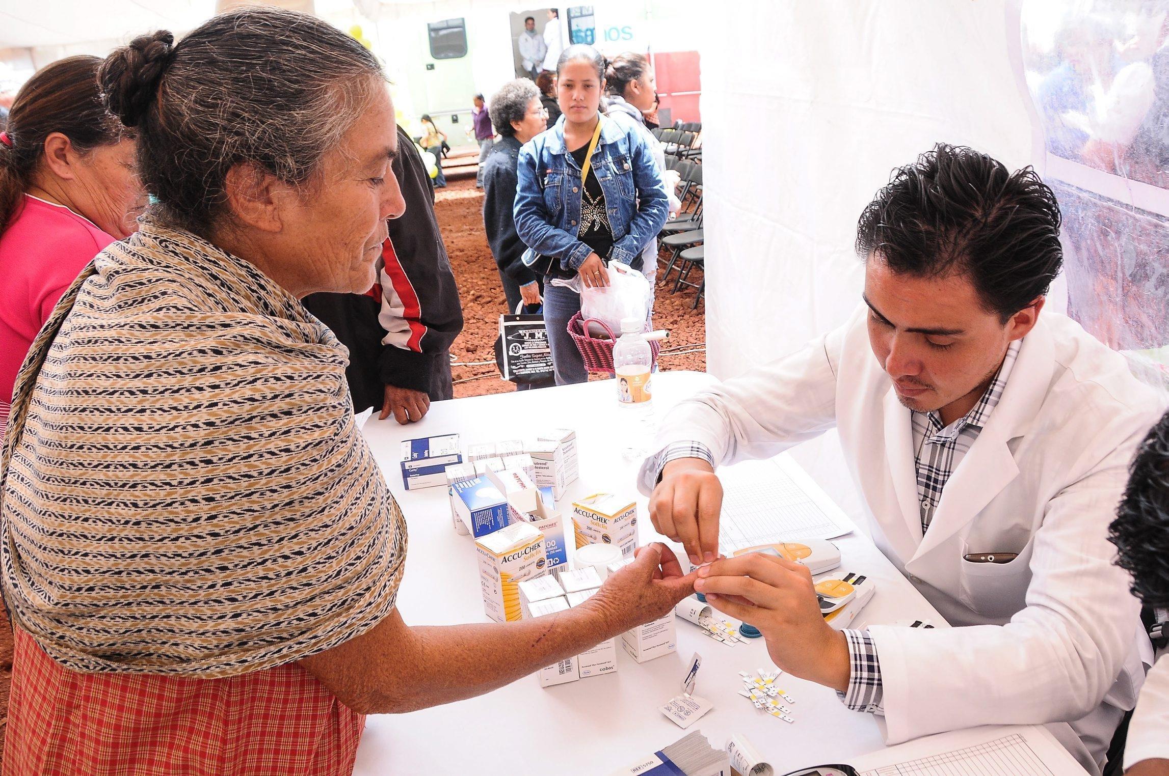 La Diabetes Es La Principal Causa De Ceguera Y Amputaciones En Mxico