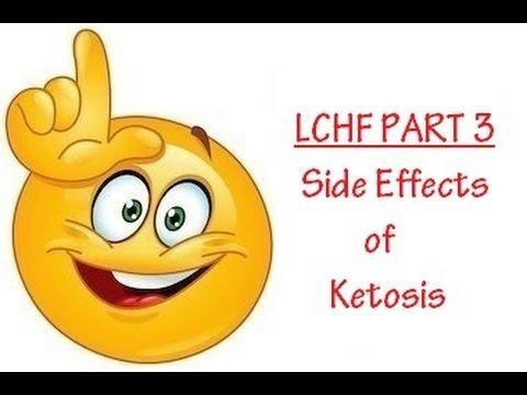 Ketosis Side Effects And Symptoms