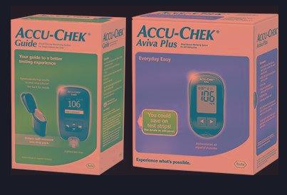 Get A Free Accu-chek® Guide Or Accu-chek Aviva Meter!