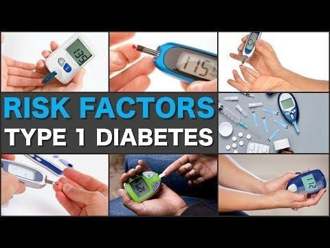 Type 1 Diabetes Risk Factors