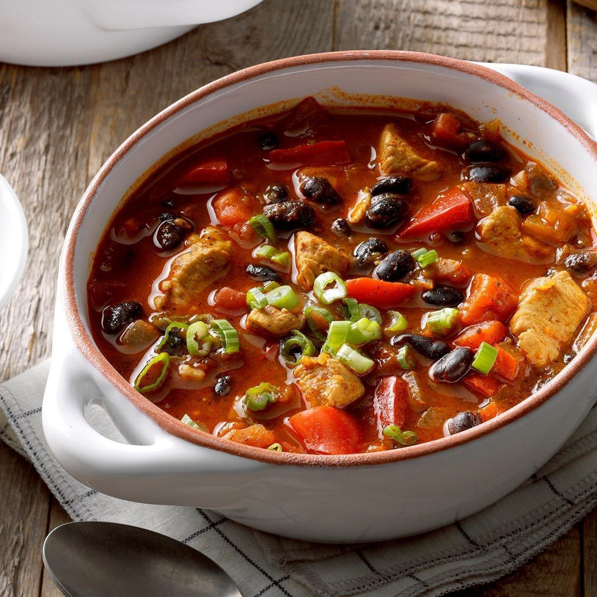 Diabetic Chicken Chili