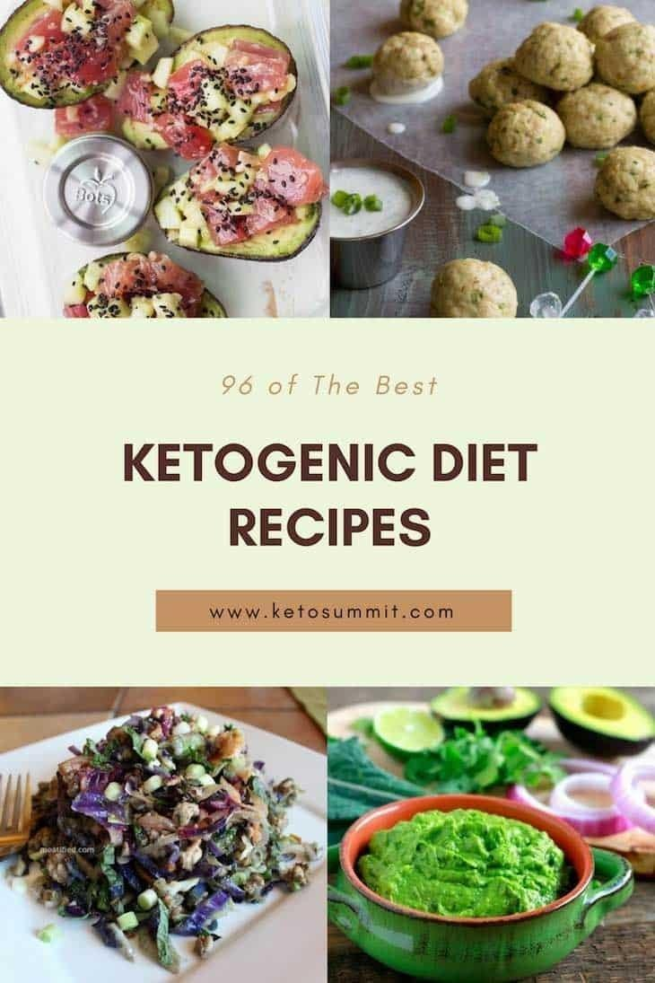 96 Of The Best Ketogenic Diet Recipes [low Carb And Paleo]