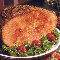 Apricot Baked Ham Diabetic Friendly Recipe