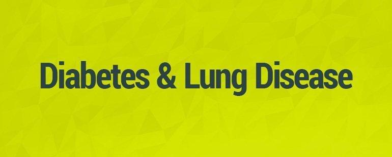 Diabetes Lung Infection