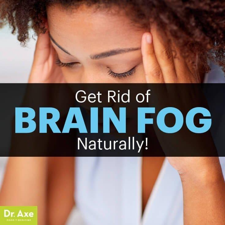 Causes & Natural Treatments For Brain Fog
