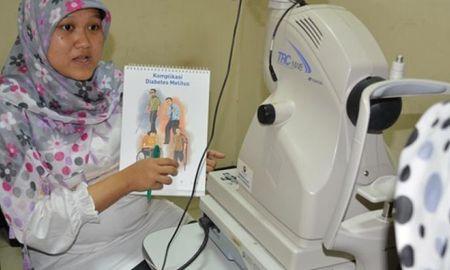 Prevent Blindness Diabetic Retinopathy