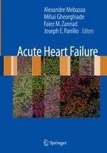 Lactate And Acute Heart Failure Syndrome