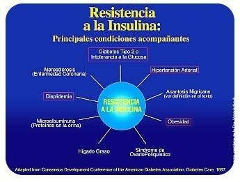 Perdiendo Kilos: Resistencia A La Insulina, Metformina Y Sindrome De Ovario Poliquistico