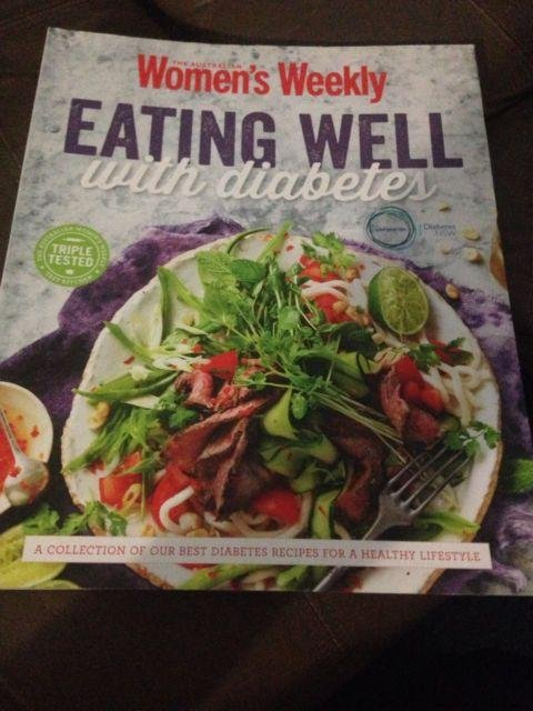 Woman's Weekly Eating Well With Diabetes. New