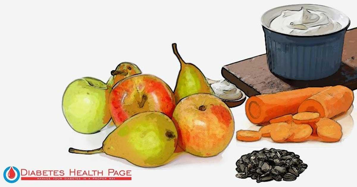 7 Healthy Snacks for People with Diabetes