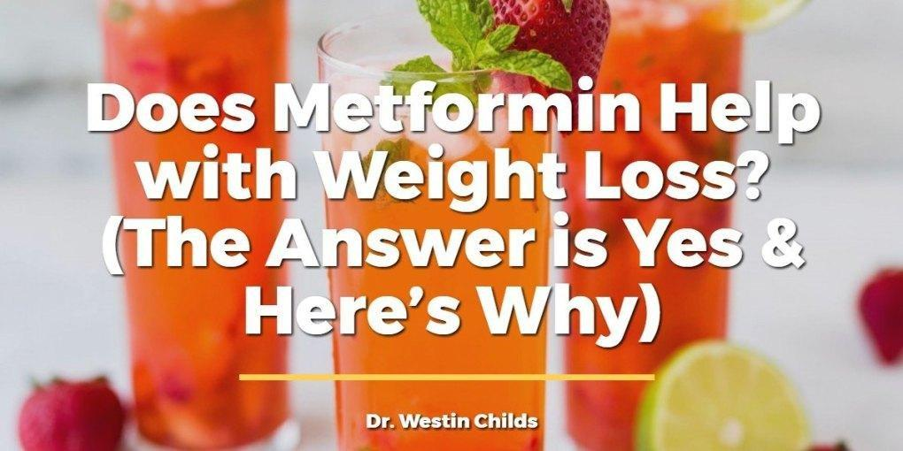 How Does Metformin Help You To Lose Weight?