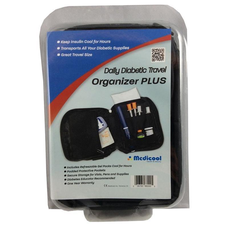 Medicool Daily Diabetic Organiser