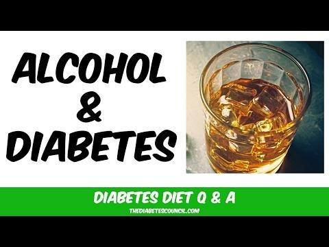What Is The Best Alcoholic Drink To Have If You Are Diabetic?